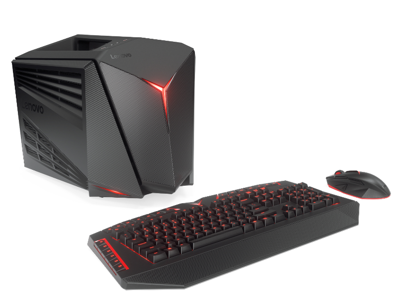 Lenovo IdeaCentre Y710 Cube, IdeaCentre AIO Y910 Gaming PCs Launched at Gamescom