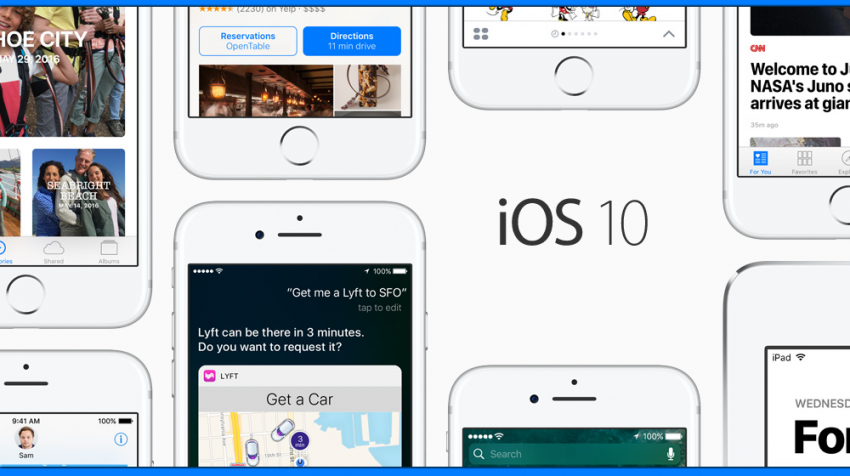 10 Features of Apple's iOS 10 Small Businesses Need to Know About