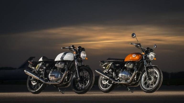 Royal Enfield accessories to personalise your 650 - Lee web